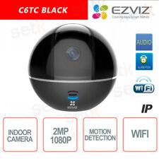 C6TC Ezviz Telecamera IP da interno WIFI 2MP Rotante Motorizzata 4mm Hikvision I