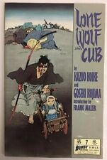Lone Wolf And Cub #7 (1988) NM First Comics