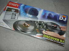 new Ion Discover DJ Computer DJ System discovery pc mac usb