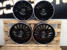 18 Zoll Keskin KT15 Felgen 8x18 et45 5x112 Alufelgen Schwarz ABE für AMG RS GTI