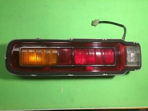 Toyota Crown MS65 First Generation Right Tail Light Lamp Assembly NOS