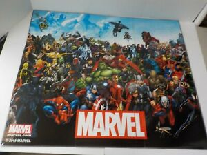 N Eaglemoss Marvel Chess Collection Board