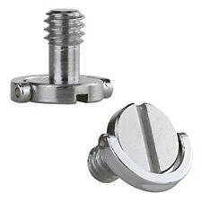 1/4-20 D-ring Thumbscrew x 2