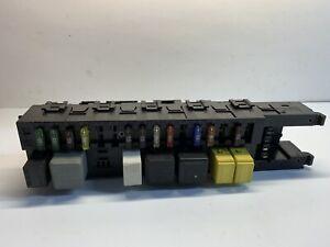 2003-2006 W209 CLK320 CLK500 CLK55 REAR RELAY SAM FUSE RELAY BOX OEM A2095452301