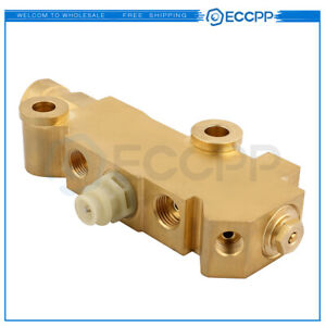 For GM CHEVY Disc/Drum Brake Brass Proportioning Valve PV2 Factory Repalcement
