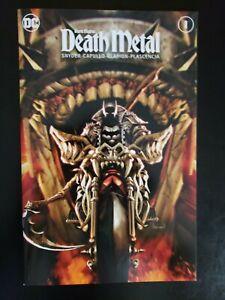Dark Knights Death Metal 1 Parillo Street Level Hero Variant