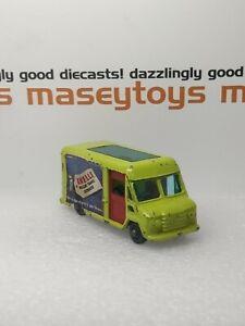 Husky No.19-a Commer Walk Thru Van 1967 Original Vintage Diecast