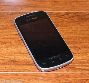 Samsung Illusion SCH-I110 - 2GB - Platinum (Verizon) Pre-Paid 2GB Smartphone