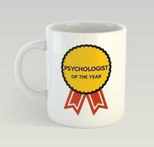 Psychologist Award Funny Mug Gift Novelty Humour Birthday Psychology
