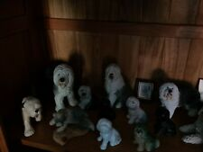 More details for last time listing old english sheepdog ornaments