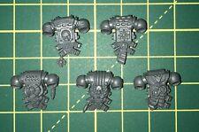 Sternguard Space Marine Backpacks Warhammer 40K Bits