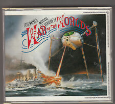 THE WAR OF THE WORLDS - original soundtrack CD