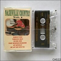 Nashville Country Vol.1 Tape Cassette (C22)
