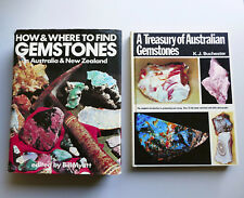 How & Where to Find Gemstones in Australia finding cutting lapidary jewellery