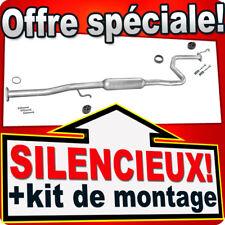 Silencieux Intermédiaire HONDA CIVIC VI 1.4 16V 1996-10.1998 échappement CDK