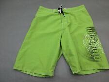 Mormaii Size 40 M Mens Green Swim Beach Board Shorts 510