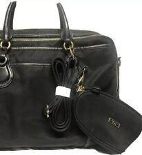Tumi Bellevue Kingscote Messenger Bag Compact Briefcase, Black 73245D