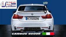 COPPIA DI LUCI RETROMARCIA 15 LED P21W BA15S CANBUS BMW SERIE 3 F30 NO ERROR