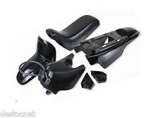Kit carénages selle Yamaha PW 50 Piwi Peewee PW50 Noir Blac Fairing Plastics !!!