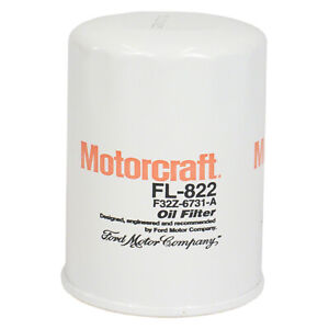 Oil Filter  Motorcraft  FL822