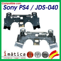 CARCASA INTERNA MANDO PS4 PLAY STATION 4 DUALSHOCK JDS-040 VERSION PRO CHASIS
