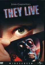 They Live [WS] DVD Region 1 CLR/WS/Snap