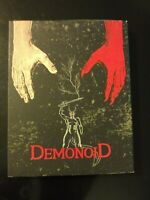 Demonoid DVD/Blu-Ray Combo Vinegar Syndrome with SLIPCOVER