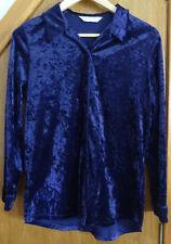 Dorothy Perkins Púrpura Camisa 10