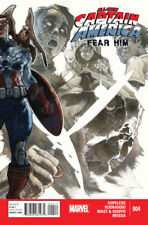 All New Captain America Fear Him #4 Marvel comic 2015 1st print NM