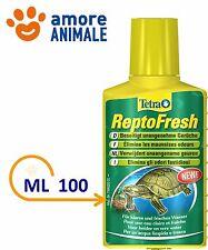 Tetra ReptoFresh 100 ml - Elimina gli odori nell'acqua della tartarughiera