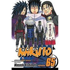 NARUTO GN VOL 65, Very Good Condition Book, Kishimoto, Masashi, ISBN 97814215645
