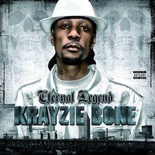 KRAYZIE BONE CD - ETERNAL LEGEND [EXPLICIT](2017) - NEW UNOPENED - RAP