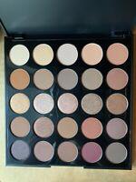 MORPHE 25B BRONZED MOCHA Artistry Eyeshadow Palette - New Without Box