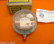 NEW Mercoid Control PG-3 RG P1 Differential Pressure Switch