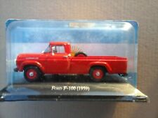 FORD F 100  Pick Up année 1959 Edition SALVAT ARGENTINE 1/43 Neuf boite