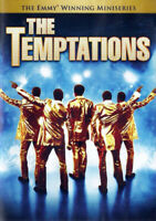 The Temptations (1998 Charles Malik Whitfield) DVD NEW