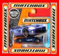 MATCHBOX   DODGE VIPER   27/125   NEU&OVP