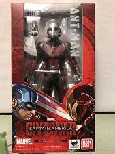 S.H. Figuarts Ant-Man Civil War Edition