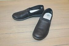 Clarks Slip On Shoe - Women's Size 12 M, Black