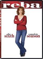 Reba Season 6 Complete Series Six Sixth Region 1 DVD