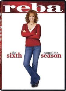 Reba Season 6 Series Six Sixth (Reba McEntire Steve Howey) New Region 1 DVD