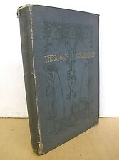 The Art of Walter Crane by P.G. Konody 1902 Hardcover First Edition