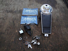 1994 HARLEY DAVIDSON CLASSIC  IGNITION SWITCH LOCK SET DASH OWNERS MANUAL