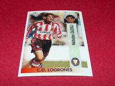 NEBOJSA GUDELJ C.D. LOGRONES PANINI LIGA 96-97 ESPANA 1996-1997 FOOTBALL