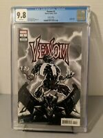 VENOM #1 (2018) 4th print variant 9.8 CGC WP  2nd cameo Knull Donny Cates