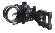 New Axcel Armourtech Hunting Sight 5 pin .19 Black Axat-N519-Bk