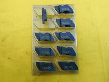 9 INDEXABLE CARBIDE INSERTS lathe tool TOP NOTCH grooving KENNAMETAL NG309L