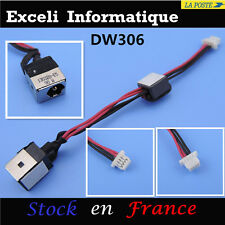 Connector dc power Jack Socket Cable Wire dw306 ACER Aspire One Netbook D150