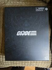 G.I. Joe Classified Deluxe Snake Eyes Exclusive NIB Hasbro 6 inch
