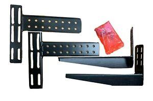 Ashley Sierra Sleep M9x8 and M9x9 Headboard Bracket Kit For All Bed Sizes
